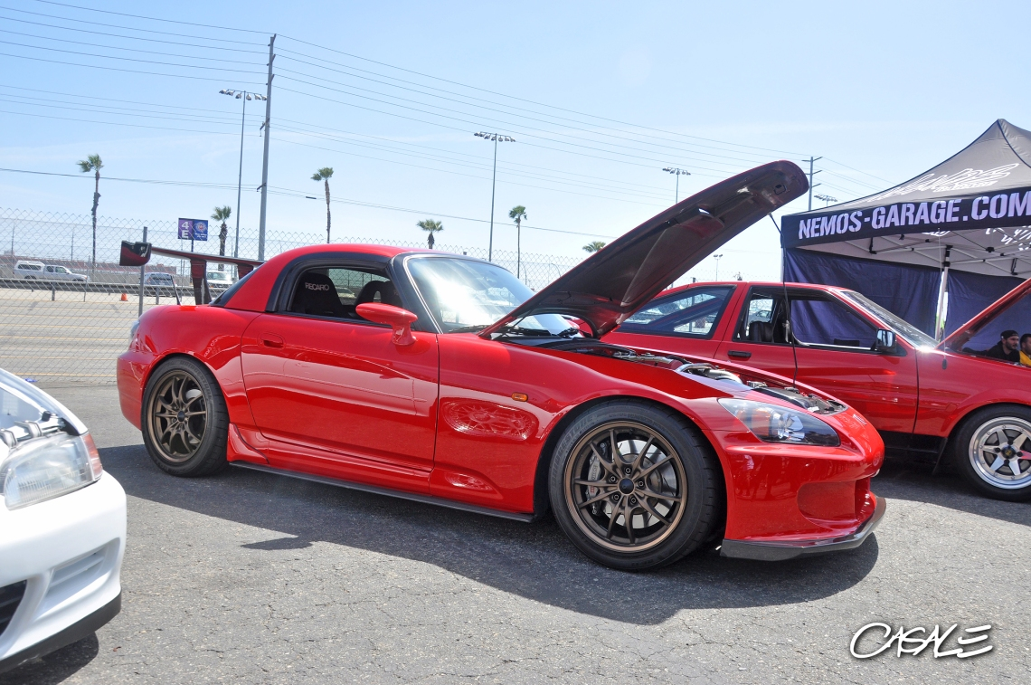 red s2k 4